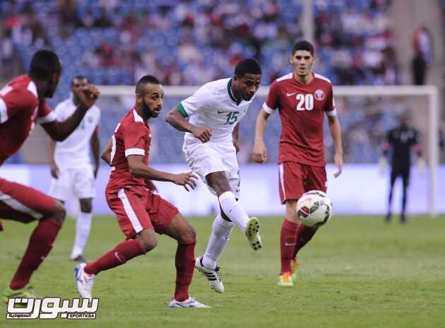 السعودية - قطر-7