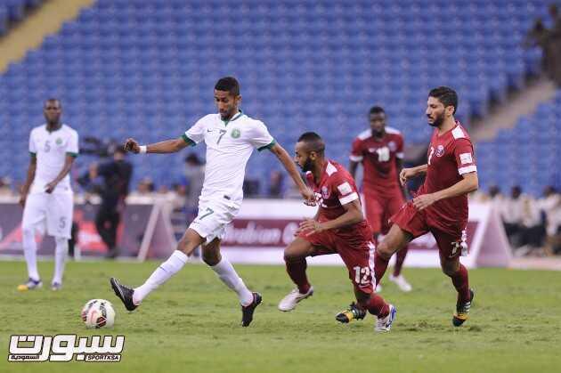 السعودية - قطر-8