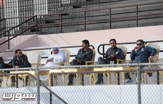 المنتخب السعودي- تدريب-12