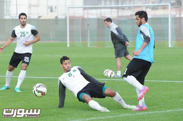 المنتخب السعودي- تدريب-14