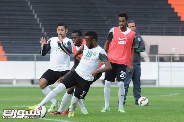 المنتخب السعودي- تدريب-15