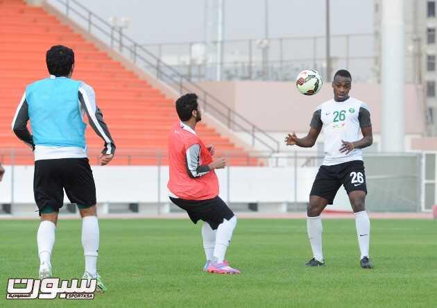 المنتخب السعودي- تدريب-16