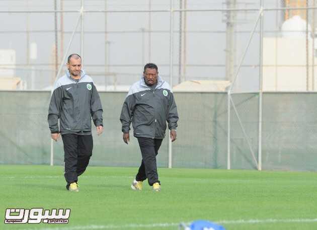 المنتخب السعودي- تدريب-17