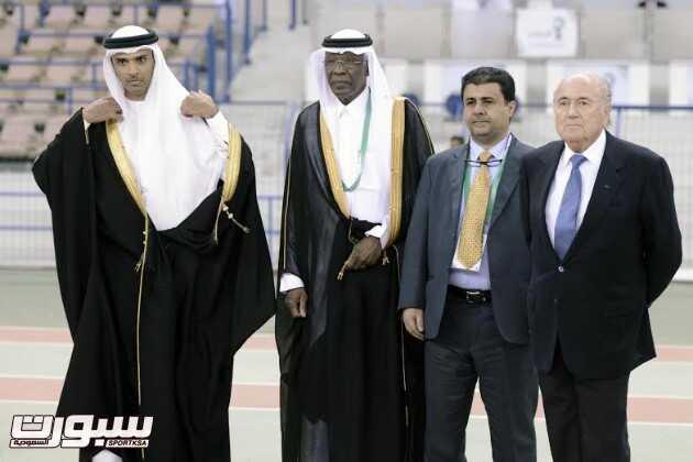 اليمن البحرين 1 بلاتر عيد