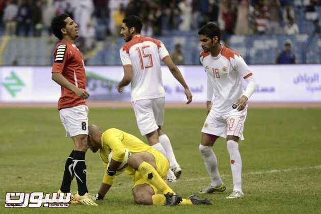 اليمن البحرين 5