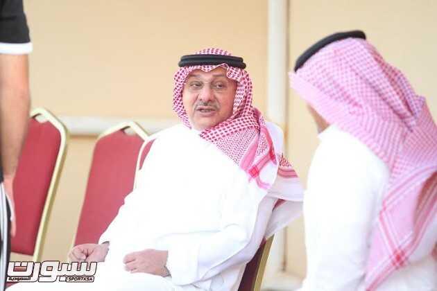 تدريبات الشباب 4 خالد بن سعد