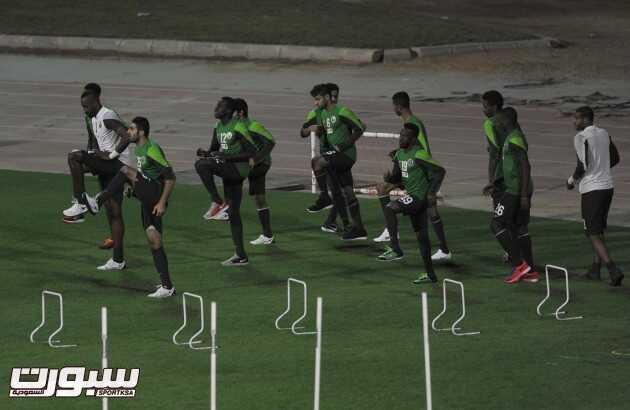 تدريبات المنتخب (2) 
