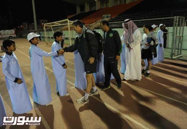 تدريب السعودية06
