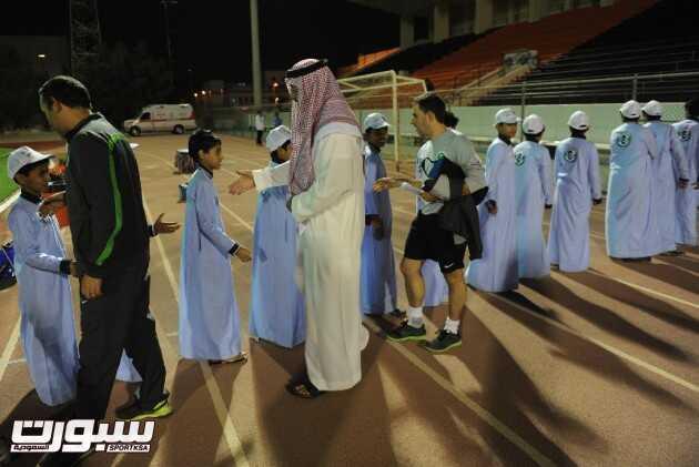 تدريب السعودية08
