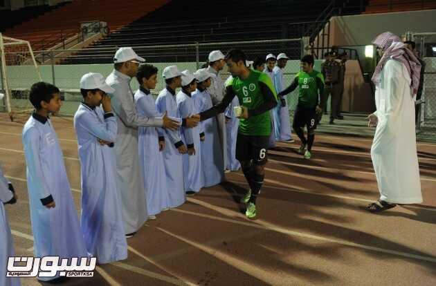 تدريب السعودية09