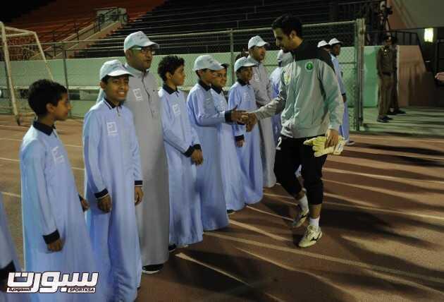 تدريب السعودية11