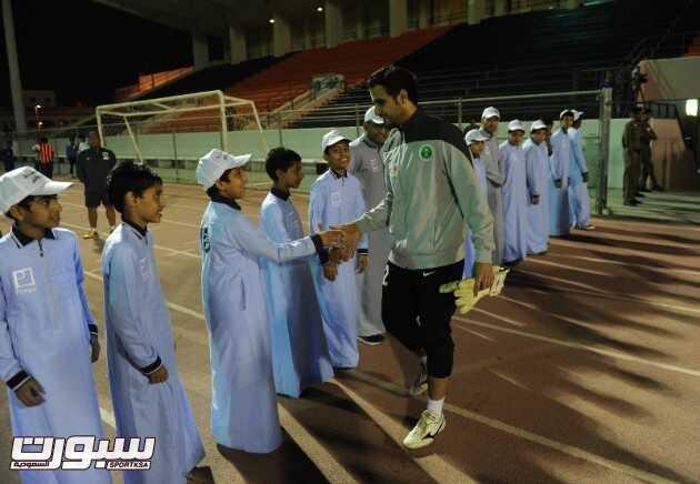 تدريب السعودية12