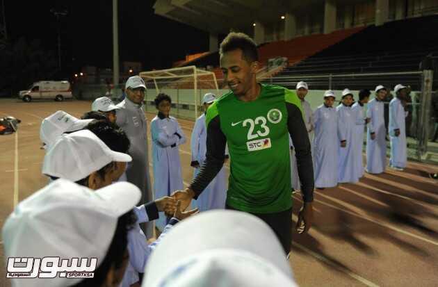 تدريب السعودية14