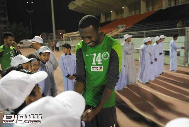 تدريب السعودية16