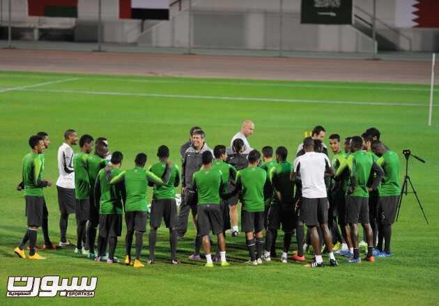 تدريب السعودية22