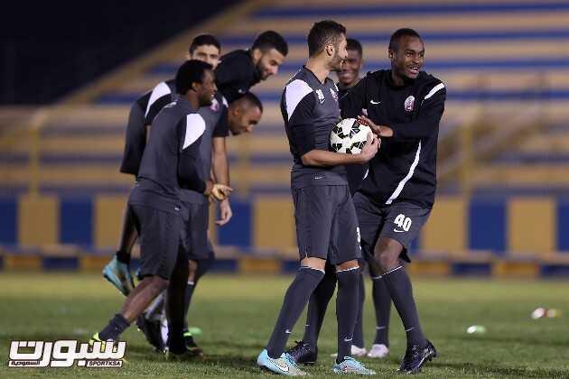 تدريب قطر10