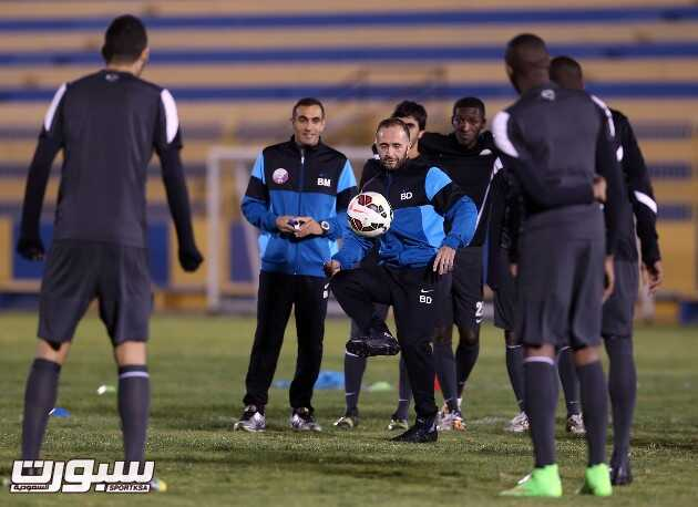 تدريب قطر6