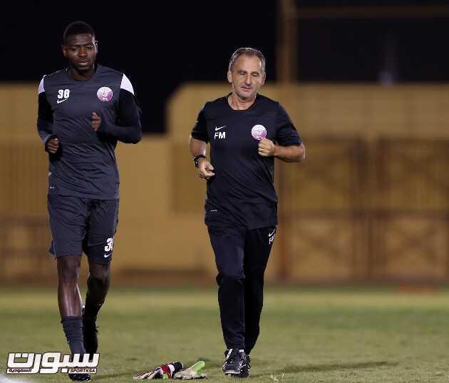 تدريب قطر8