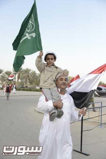 جماهير اليمن 8