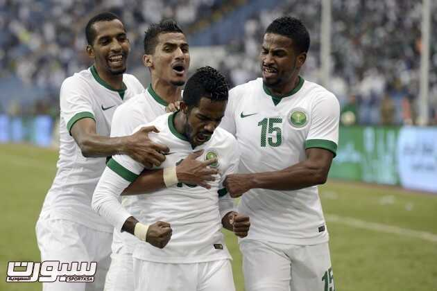 فرحة السعودية