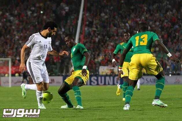 مصر تخسر أمام السنغال وتغيب عن نهائيات أمم افريقيا