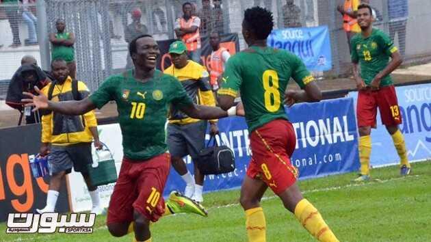 الكاميرون تضمن تأهلها لنهائيات كأس أفريقيا