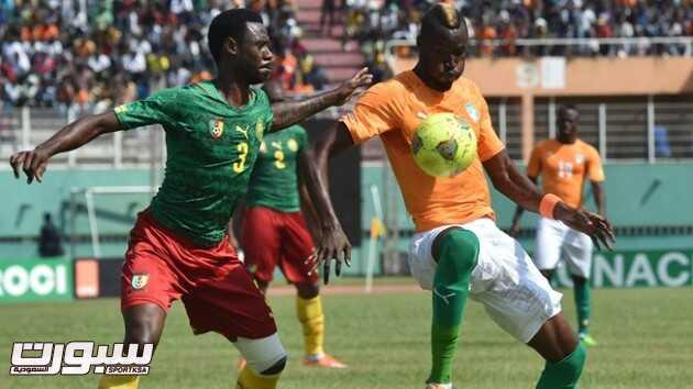 كوت ديفوار تلحق بالكاميرون إلى نهائيات كأس الأمم الأفريقية