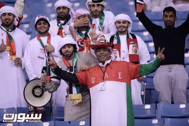 صور من مدرجات الإمارات و العراق