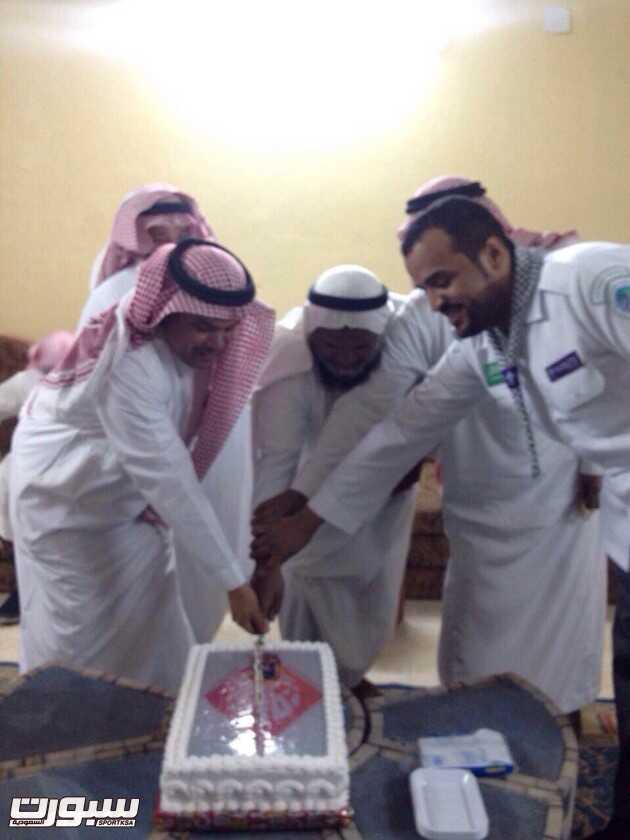 الفرقة الكشفية بنادي الشرق تدشن شعارها بحضور الفرج