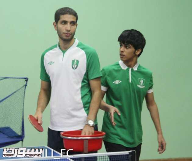 طاولة الأهلي تلاقي الفتح المغربي في افتتاح منافسات البطولة العربية