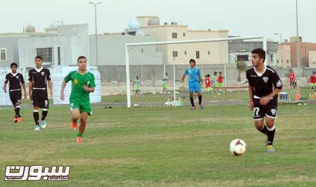 بالصور | شباب هجر يتغلبون على الطرف ودياً استعداداً للدوري الممتاز