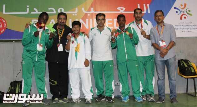 المنتخب السعودي للاحتياجات الخاصة يخطف ذهبية السلة من الامارات