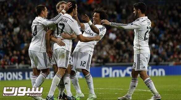 الإصابات تهدد مسلسل انتصارات ريال مدريد