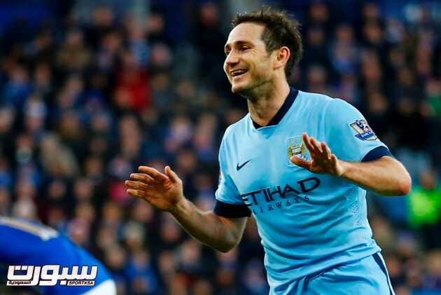 لامبارد يُعادل رقم هنري في قائمة هدافي الدوري الإنجليزي