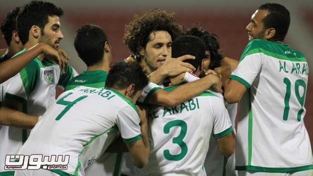 العربي بطلا لكأس ولي العهد للمرة السابعة