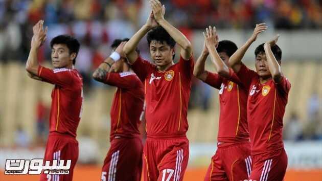 تشكيلة الصين إلى النهائيات الآسيوية