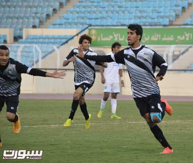 بالصور | الفتح وهجر حبايب في كأس الأمير فيصل بن فهد