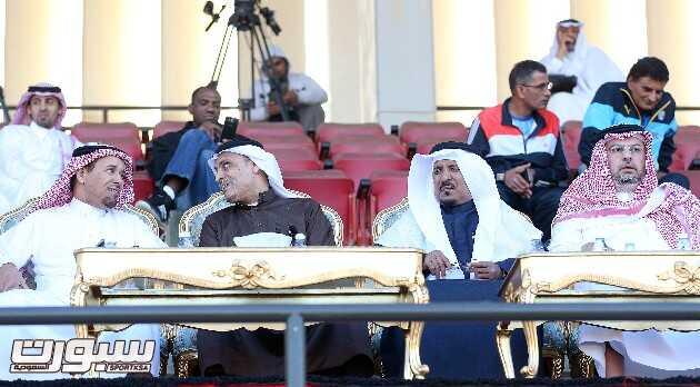 عبد الله بن مساعد يفاجأ نادي الرياض بزيارة خاصة