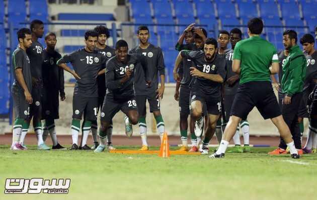 تدريبات المنتخب الاولمبي (248226896) 