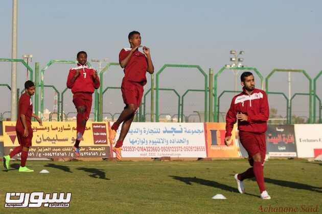 بالصور | الفيصلي يواصل التدريبات ويعسكر في أبوظبي