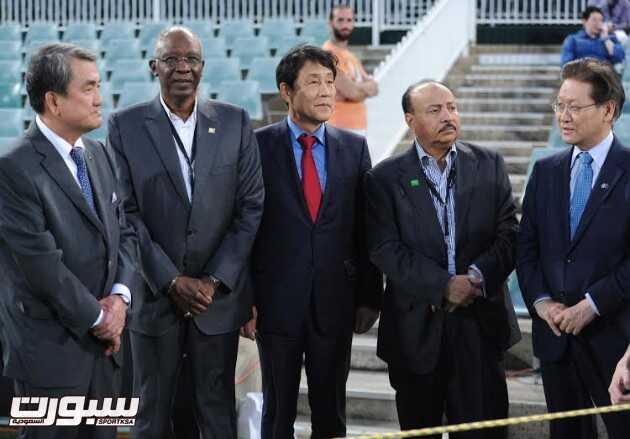 السعودية منتخب كوريا الجنوبية 2