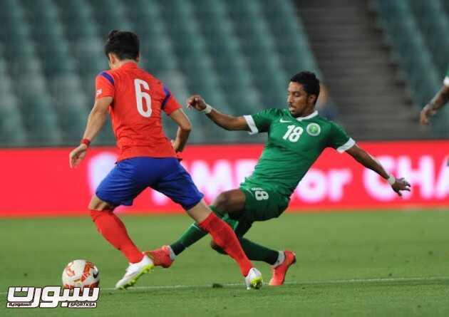 السعودية منتخب كوريا الجنوبية 6