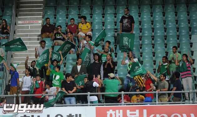 السعودية منتخب كوريا الجنوبية 8
