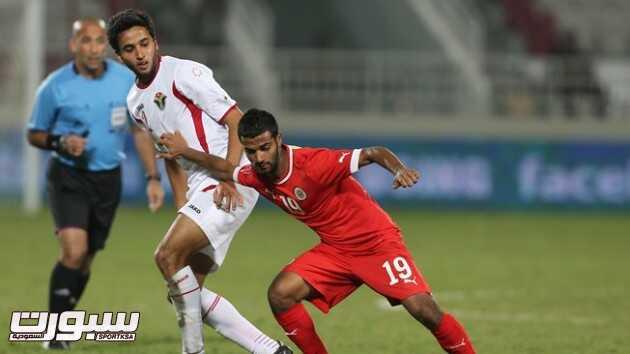 البحرين تتفوق على الأردن استعداداً لكأس آسيا