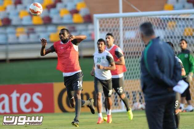 تدريبات المنتخب السعودي 10
