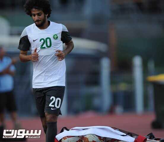تدريبات المنتخب السعودي 12