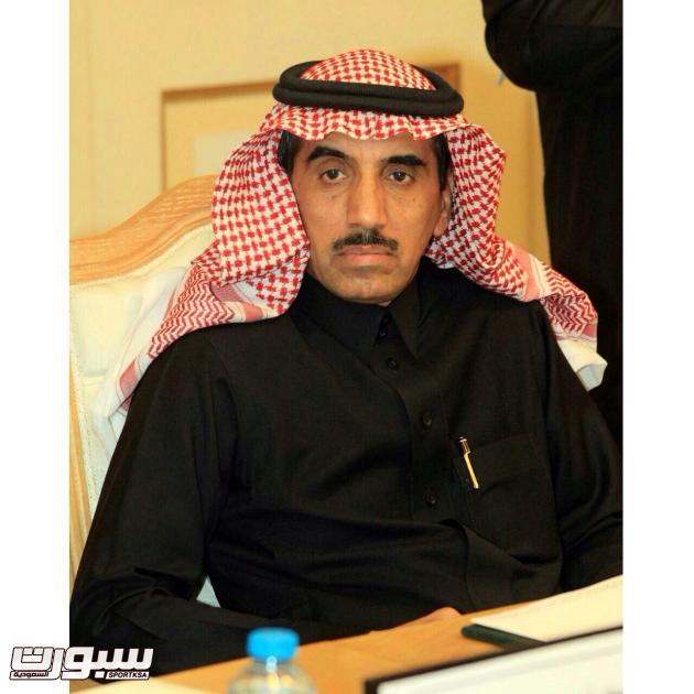 أمين عام اللجنة البارالمبية السعودية  محمد الخريجي
