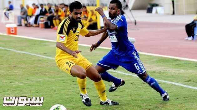 5 فرق تتنافس على بطاقتي نصف نهائي كأس الرابطة الإماراتية