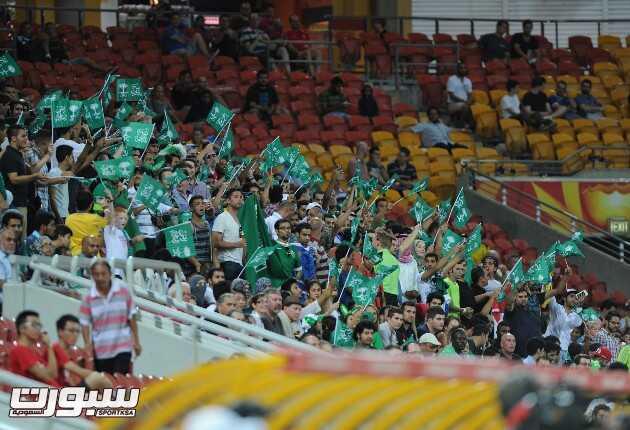 صور من مباراة السعودية و الصين في كأس آسيا