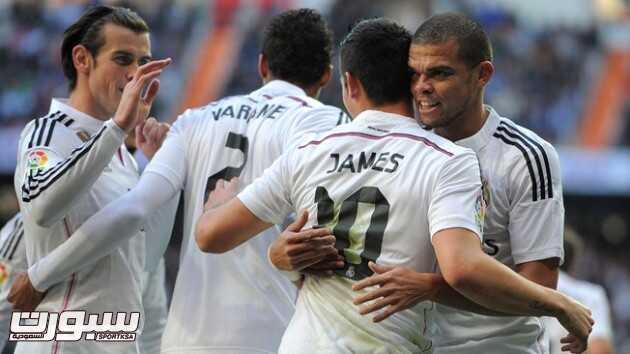 ريال مدريد يستعيد نغمة الفوز أمام إسبانيول